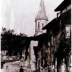 la grand rue en 1914
