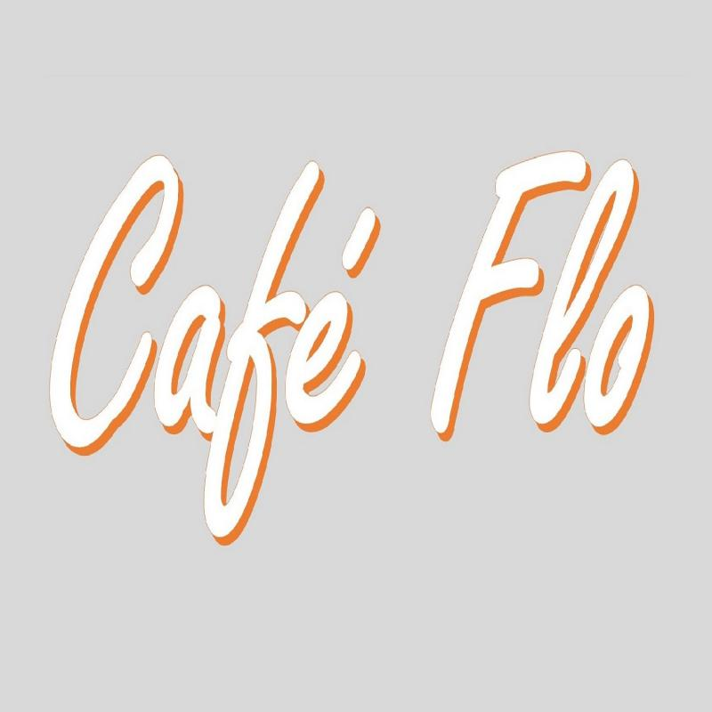 Logo cafe flo
