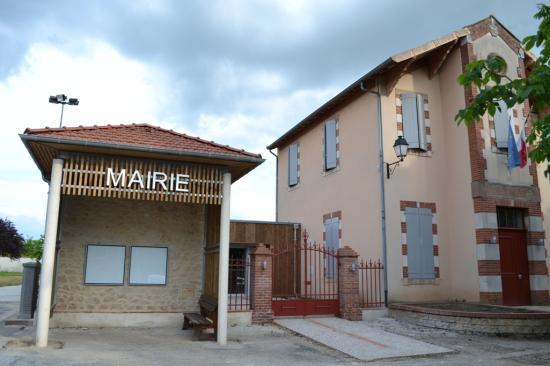 Mairie rénovée mai 2013