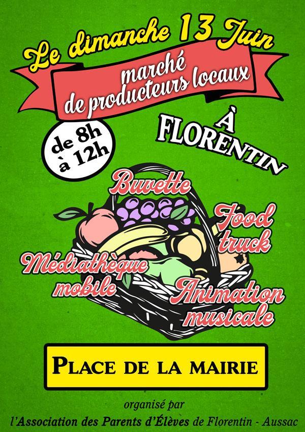Marche producteur florentin web